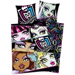 Monster High Black 160x200